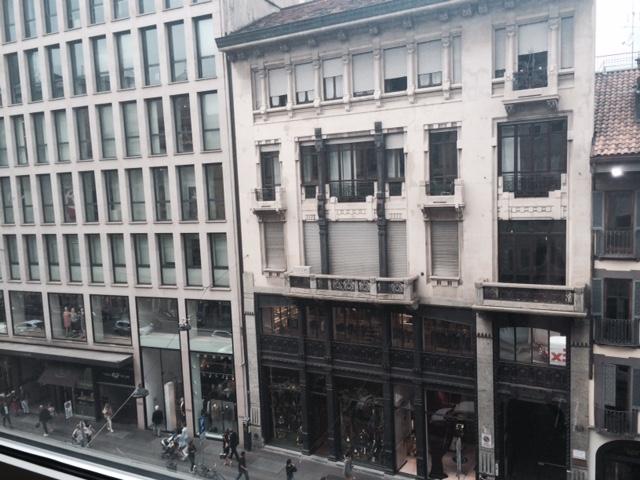 Il palazzo di Corso Venezia 8