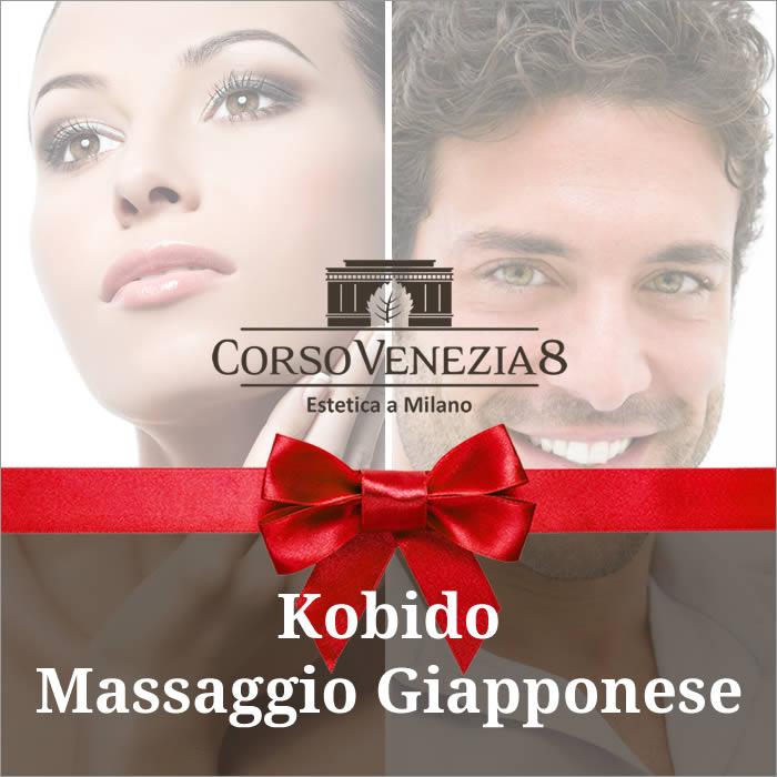 Kobido, massaggio viso giapponese per donna e uomo
