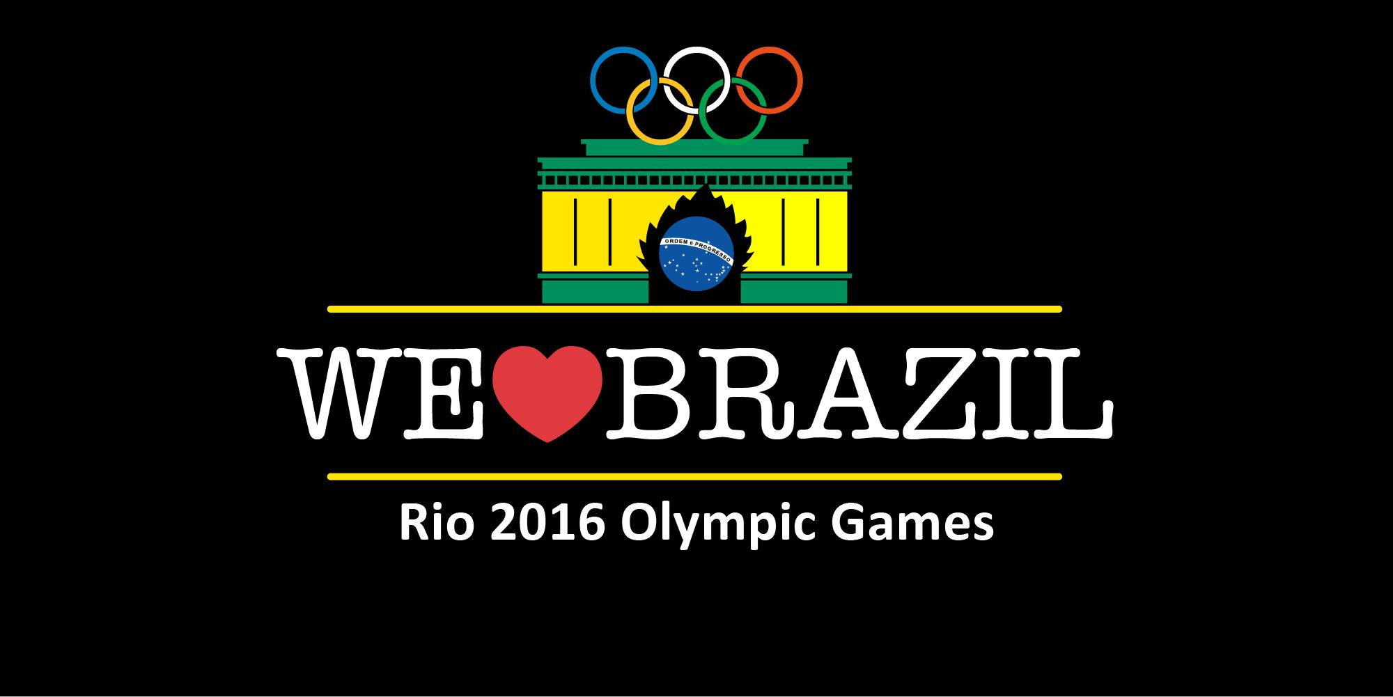 """Doodle """"Olimpiadi Rio 2016"""""""