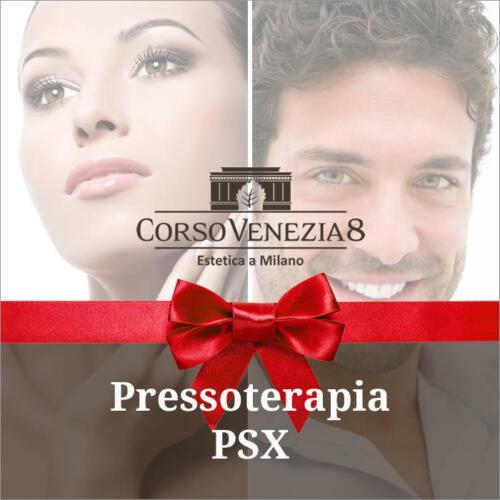 Pressoterapia PSX pulsar technology donna e uomo