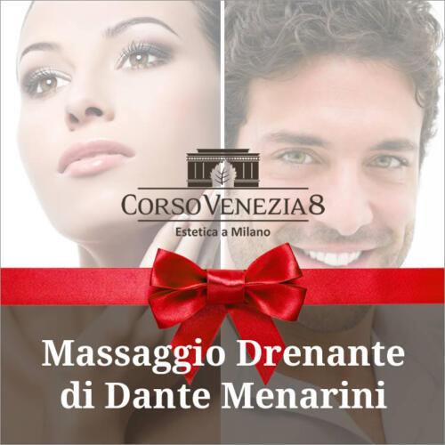 Massaggio emolinfatico drenante di Dante Menarini