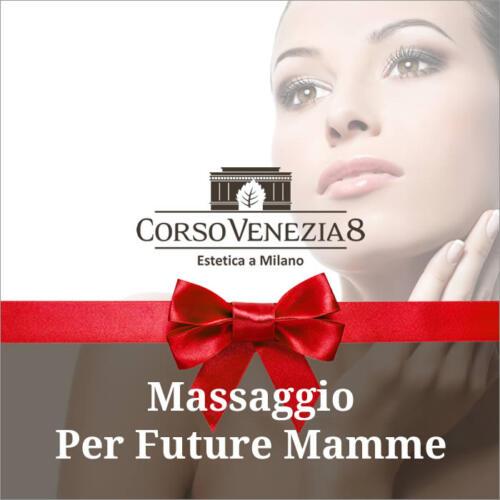Massaggio per future mamme