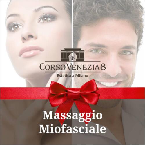 Massaggio miofasciale donna e uomo