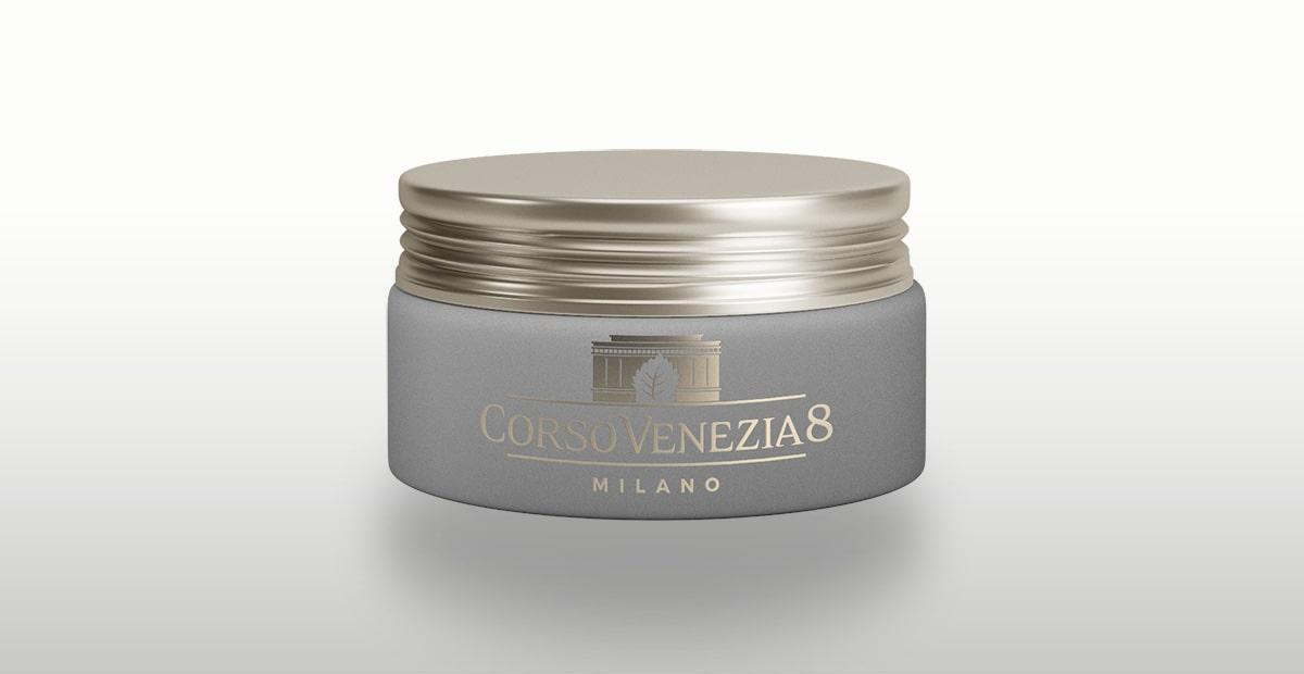 Flacone cosmetico Corso Venezia 8