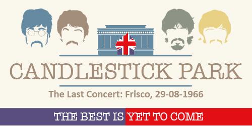 I Beatles al Candlestick Park