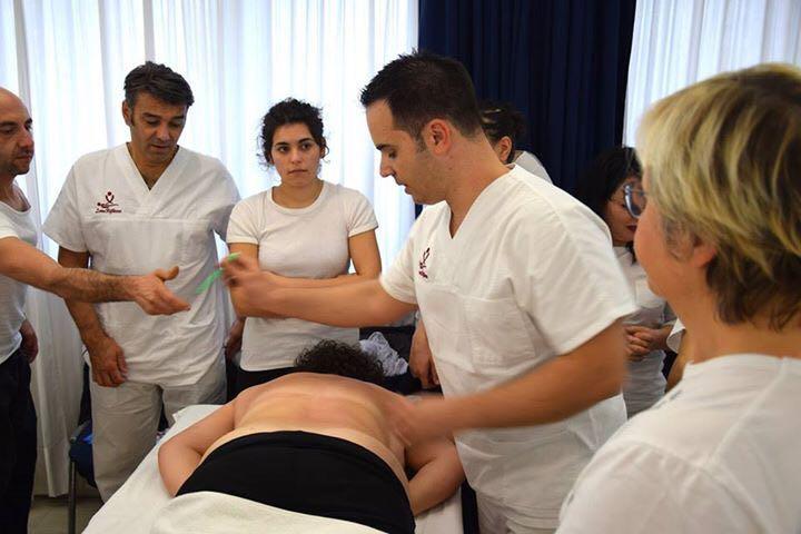 Corso massaggio metamerico
