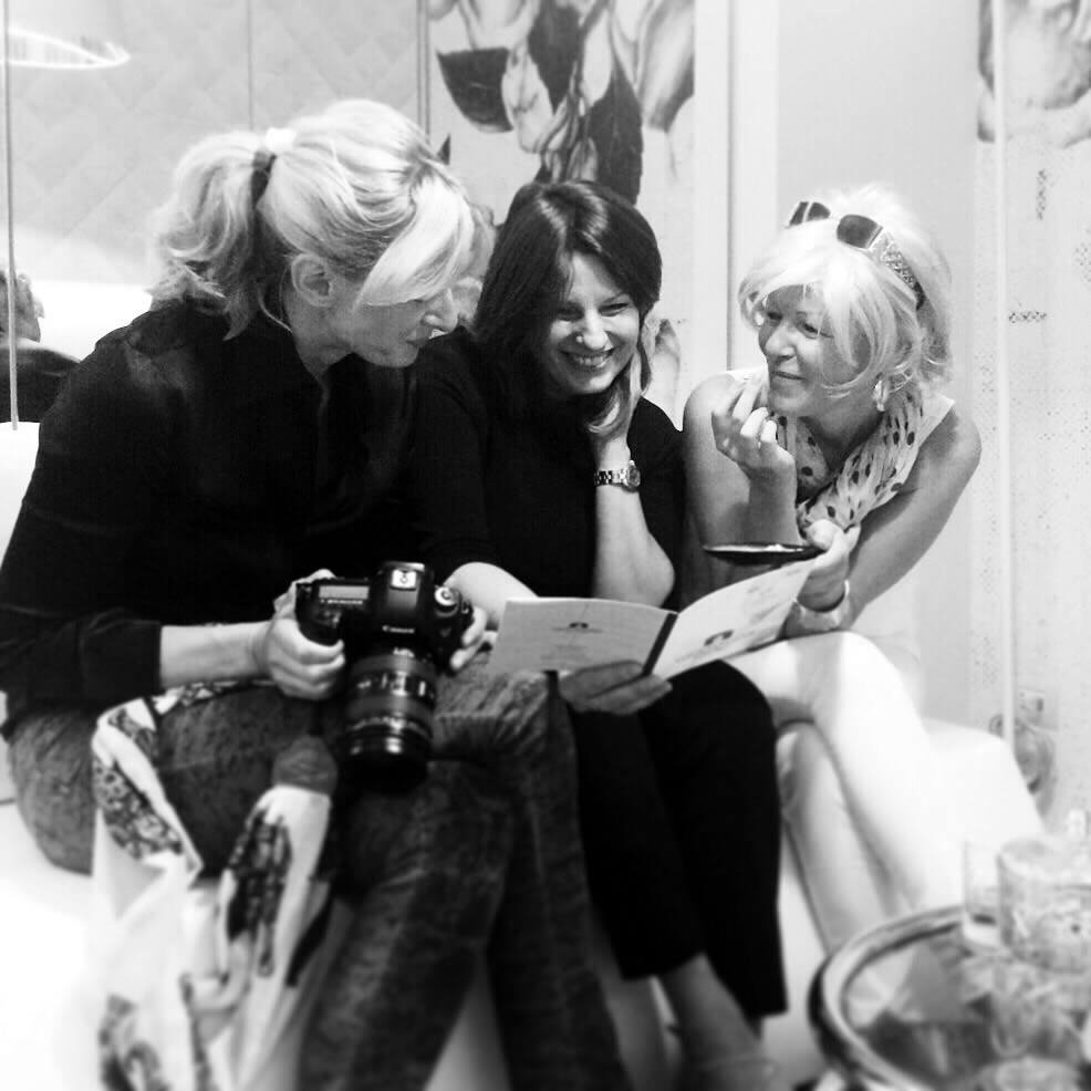 Io, Denisa e Silvia