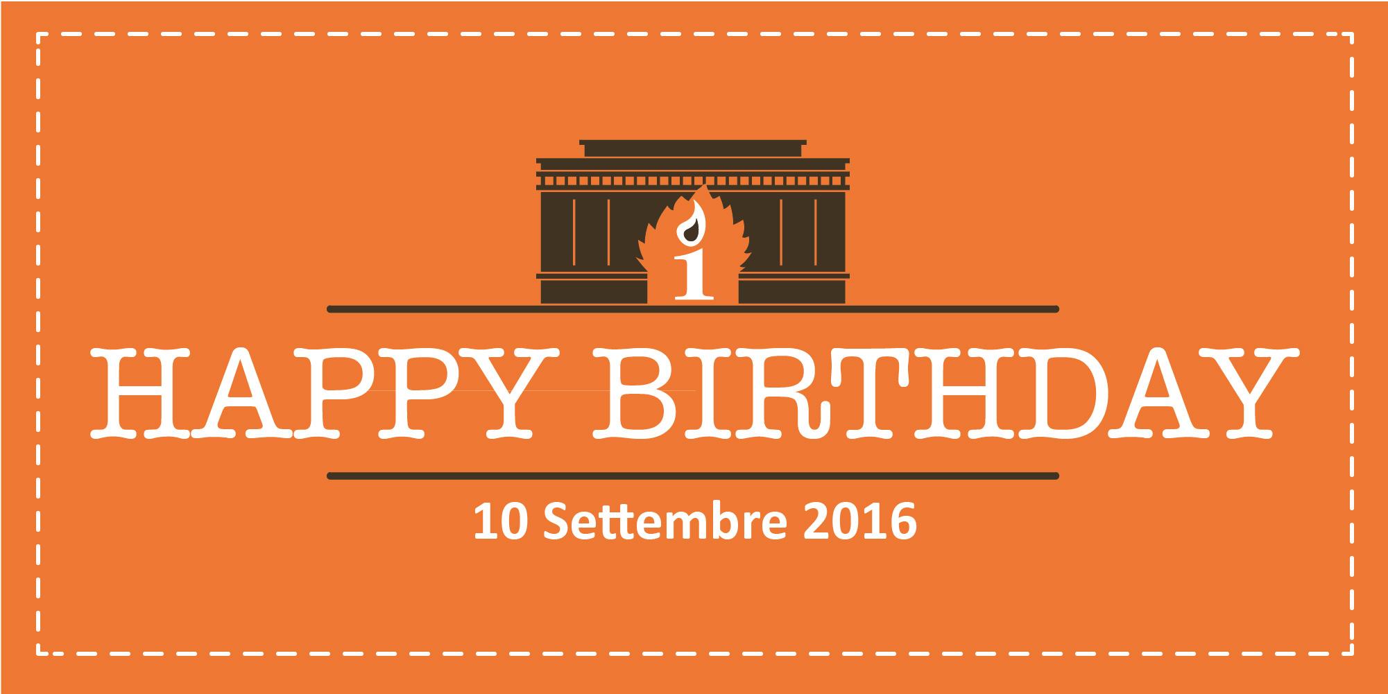 Doodle primo compleanno Corso Venezia 8