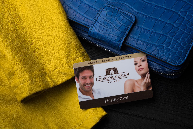 Fidelity Card centro estetico