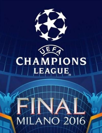 Finale Champions 2016 a Milano