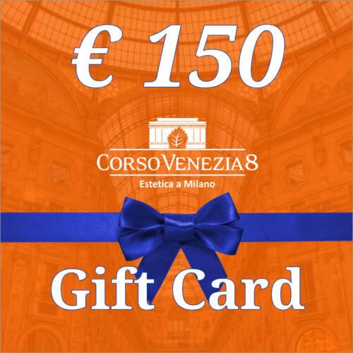 Gift Card Euro 150