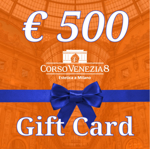 Gift Card Euro 500