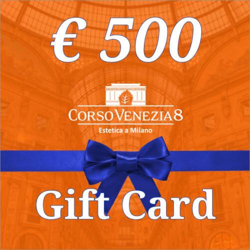 Gift Card Euro 500