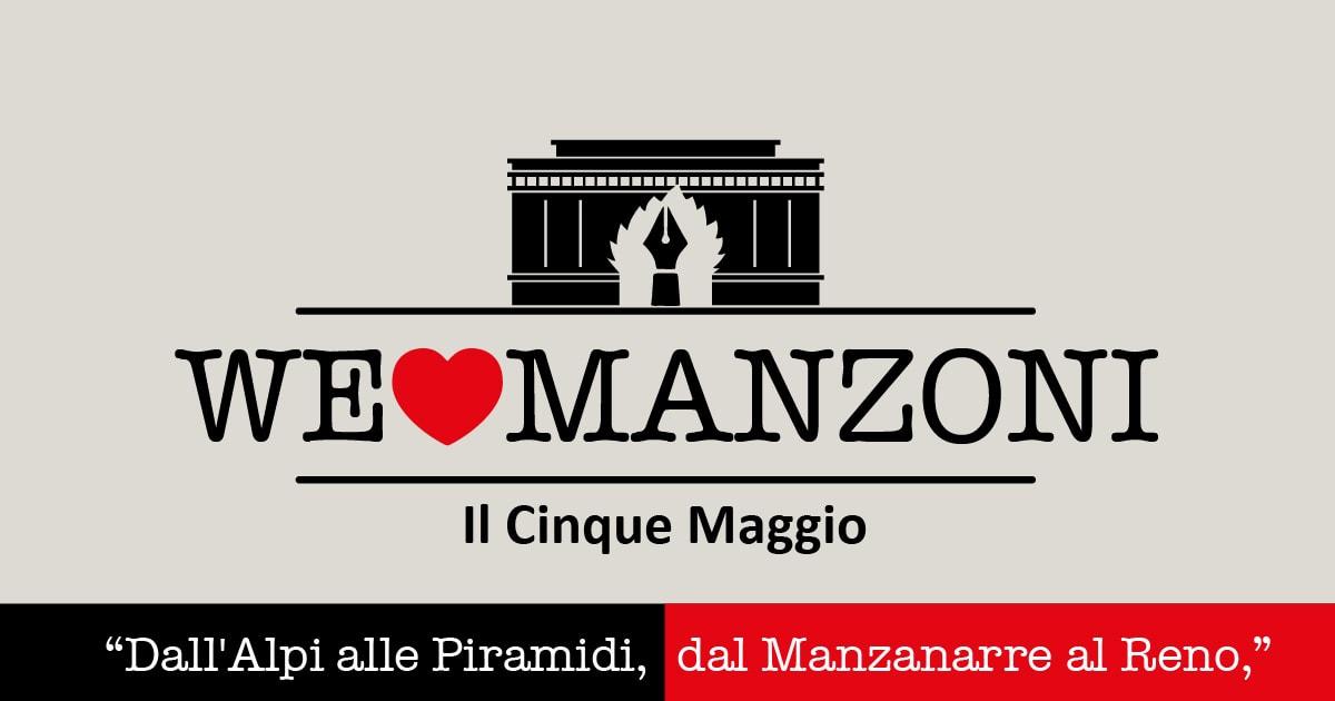 Ode Il Cinque Maggio di Alessandro Manzoni