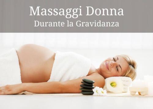 Massaggi Donna durante la Gravidanza