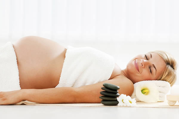 Massaggi per future mamme