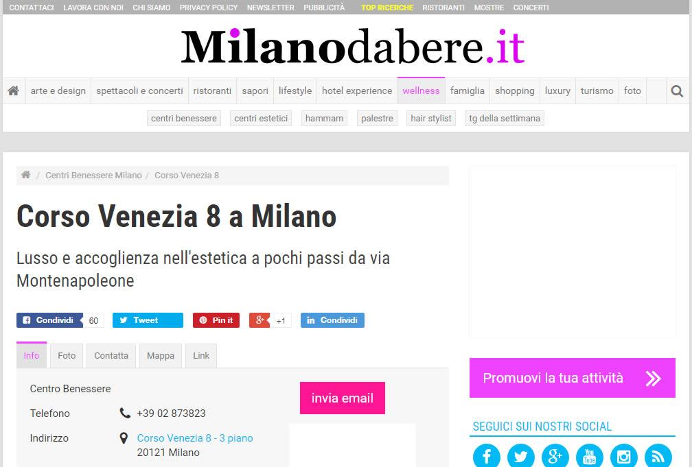 Recensione su MilanoDaBere.it