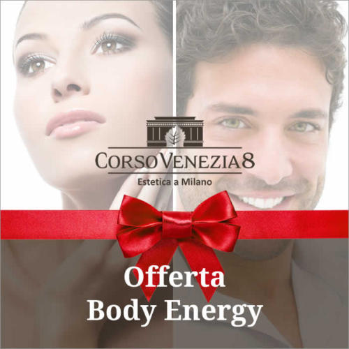 Pacchetto trattamenti estetici Body Energy