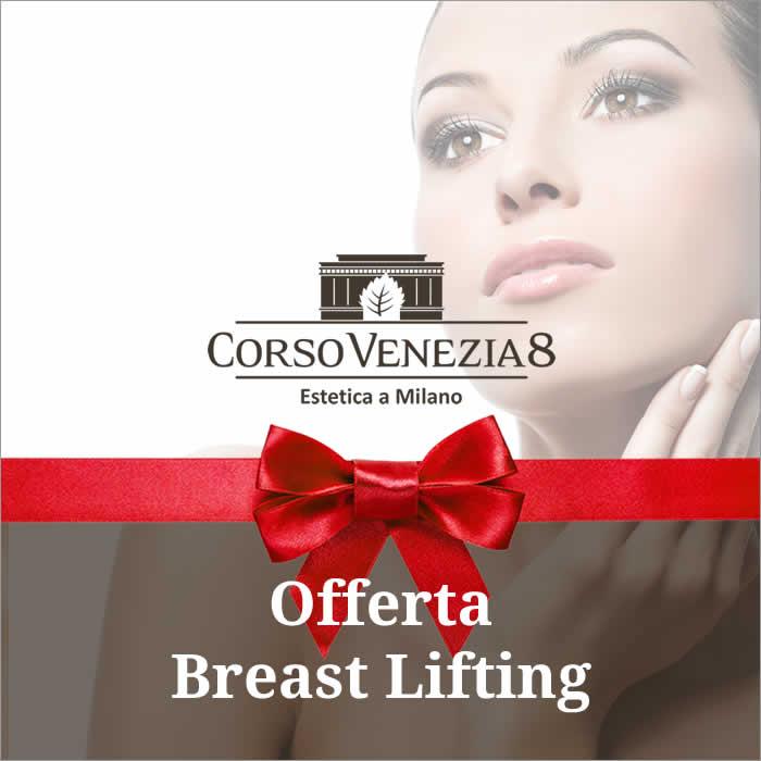 Offerta trattamenti estetici Breast Lifting