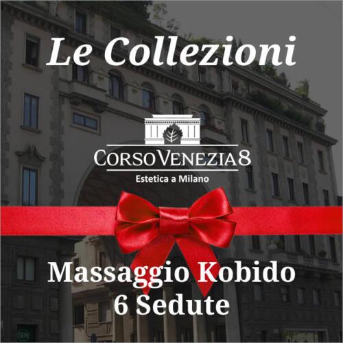 Pacchetto massaggio Kobido