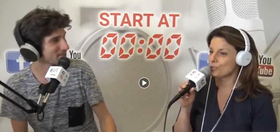 Videointervista a Radio Lombardia