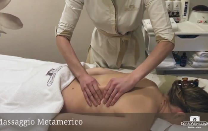 Video massaggio metamerico